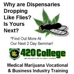 dispensary raid California