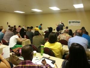 Seminars For Marijuana Business