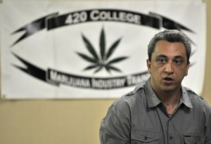 George Boyadjian California Cannabis College