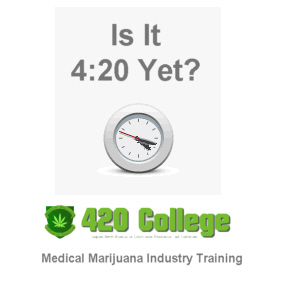 Cannabis training online